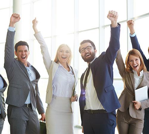 Conforme un dream team en ventas